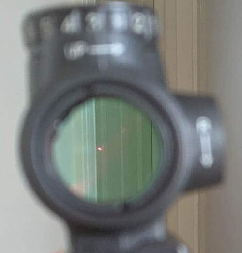 Trijicon MRO 2 MOA Dot Reticle
